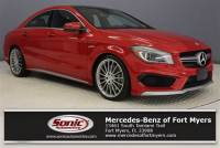 2014 Mercedes-Benz CLA 45 AMG CLA 45 AMG 4dr Sdn 4matic in Fort Myers