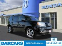 2013 Honda Pilot EX-L w/RES 4WD SUV for sale in Bowie
