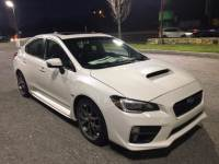 Used 2017 Subaru WRX STI STI LIMITED LIFETIME POWER TRAIN WARRANTY Sedan near Providence RI