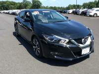 Used 2017 Nissan Maxima 3.5 SL TECHNOLOGY LIFETIME POWER TRAIN WARRANTY Sedan near Providence RI