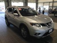 Used 2015 Nissan Rogue SL AWD W/ NAVIGATION MOONROOF BLIND SPOT PRG SUV near Providence RI