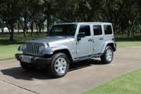 Used 2017 Jeep Wrangler Unlimited Sahara