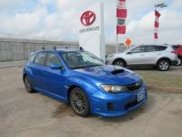 Used 2011 Subaru Impreza WRX Hatchback AWD For Sale in Houston