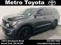 Pre-Owned 2018 Toyota Sequoia TRD Sport For Sale in Brook Park Near Cleveland, OH