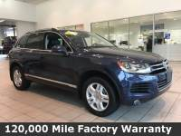 2013 Volkswagen Touareg V6 TDI Lux in West Springfield MA