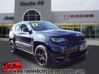 Certified Used 2017 Jeep Grand Cherokee SRT 4x4 SUV For Sale in Little Falls NJ