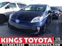 Certified Pre-Owned 2015 Toyota Prius Two Hatchback in Cincinnati, OH