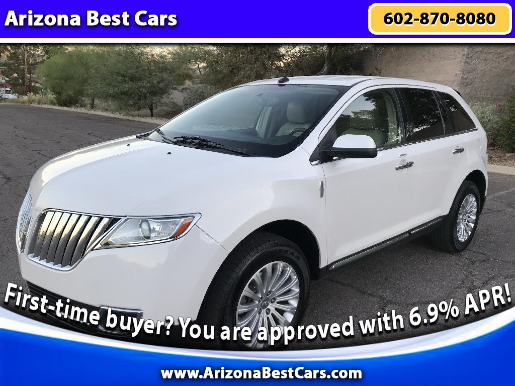 Photo 2013 Lincoln MKX FWD