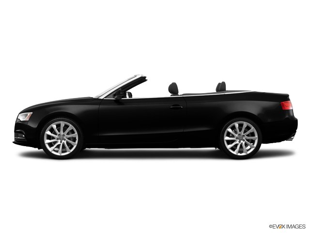 Photo Pre-Owned 2014 Audi A5 2.0T Premium Tiptronic Convertible For Sale Corte Madera, CA