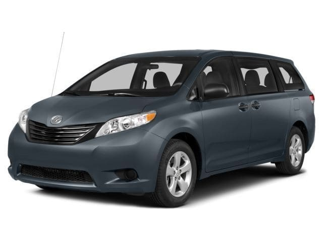 Photo Certified Pre-Owned 2015 Toyota Sienna Limited Premium in Brook Park, OH Near Cleveland