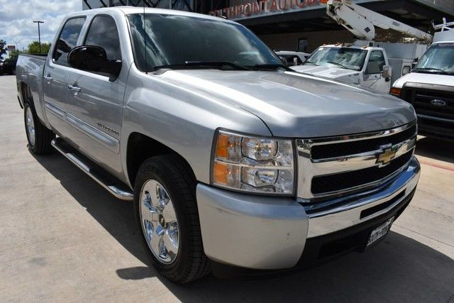 Photo 2010 Chevrolet Silverado 1500 LT Crew Cab 5.3L V8