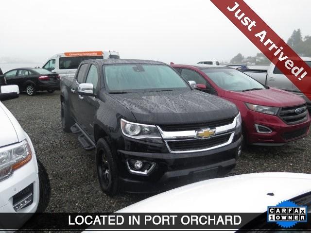 Photo Used 2017 Chevrolet Colorado LT for Sale in Tacoma, near Auburn WA