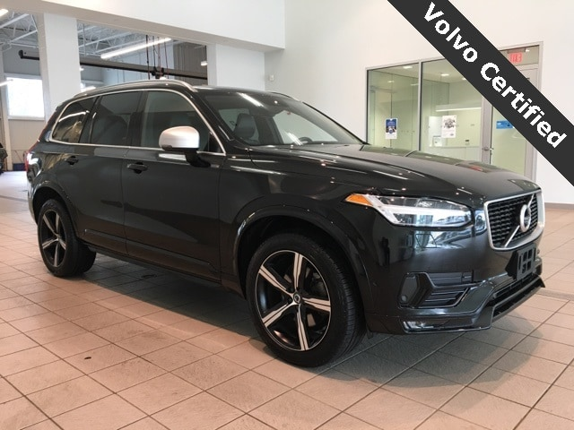 Photo 2017 Volvo XC90 T6 AWD R-Design in West Springfield MA