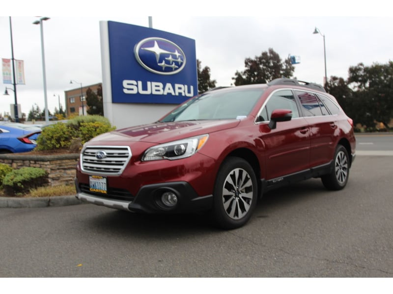 Photo 2015 Subaru Outback 3.6R Limited For Sale in Seattle, WA