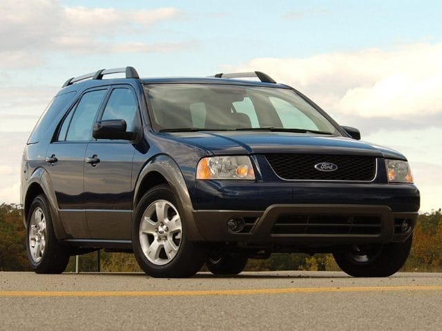 Photo Used 2006 Ford Freestyle Limited Wagon Duratec V6 24V in Red Hill, PA