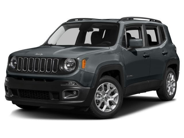 Photo Used 2017 Jeep Renegade Latitude For Sale in Doylestown PA  ZACCJBBB5HPE93622