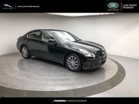 Pre-Owned 2007 INFINITI G35 Sedan 4dr Automatic G35x AWD AWD