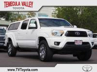 2012 Toyota Tacoma V6 Double Cab 4WD Truck Double Cab 4x4 in Temecula