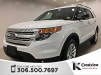 Certified Pre-Owned 2015 Ford Explorer XLT | Heated Seats 4WD Sport Utility