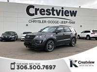 Certified Pre-Owned 2016 Ford Explorer Sport | Leather | Sunroof | Navigation 4WD Sport Utility
