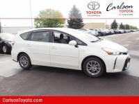 2016 Toyota Prius v Three Wagon Front-wheel Drive