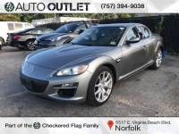 Pre-Owned 2009 Mazda RX-8 Grand Touring RWD 4D Coupe