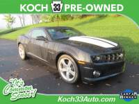 Pre-Owned 2010 Chevrolet Camaro SS RWD 2D Coupe