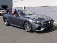 Pre-Owned 2018 Mercedes-Benz SL 550 RWD