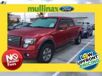 Used 2012 Ford F-150 FX4 Truck SuperCrew Cab V-8 cyl in Kissimmee, FL