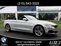 Certified Pre-Owned 2016 BMW 428i xDrive SULEV Convertible For Sale Near Philadelphia, PA