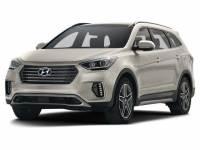 2017 Hyundai Santa Fe Limited Ultimate Limited Ultimate 3.3L Auto AWD