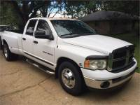2005 DODGE 3500 DUALLY