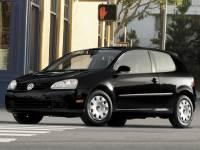 Pre-Owned 2007 Volkswagen Rabbit 2.5 2dr Hatchback FWD 2D Hatchback