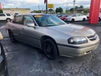 2003 Chevrolet Impala for sale in Tulsa OK