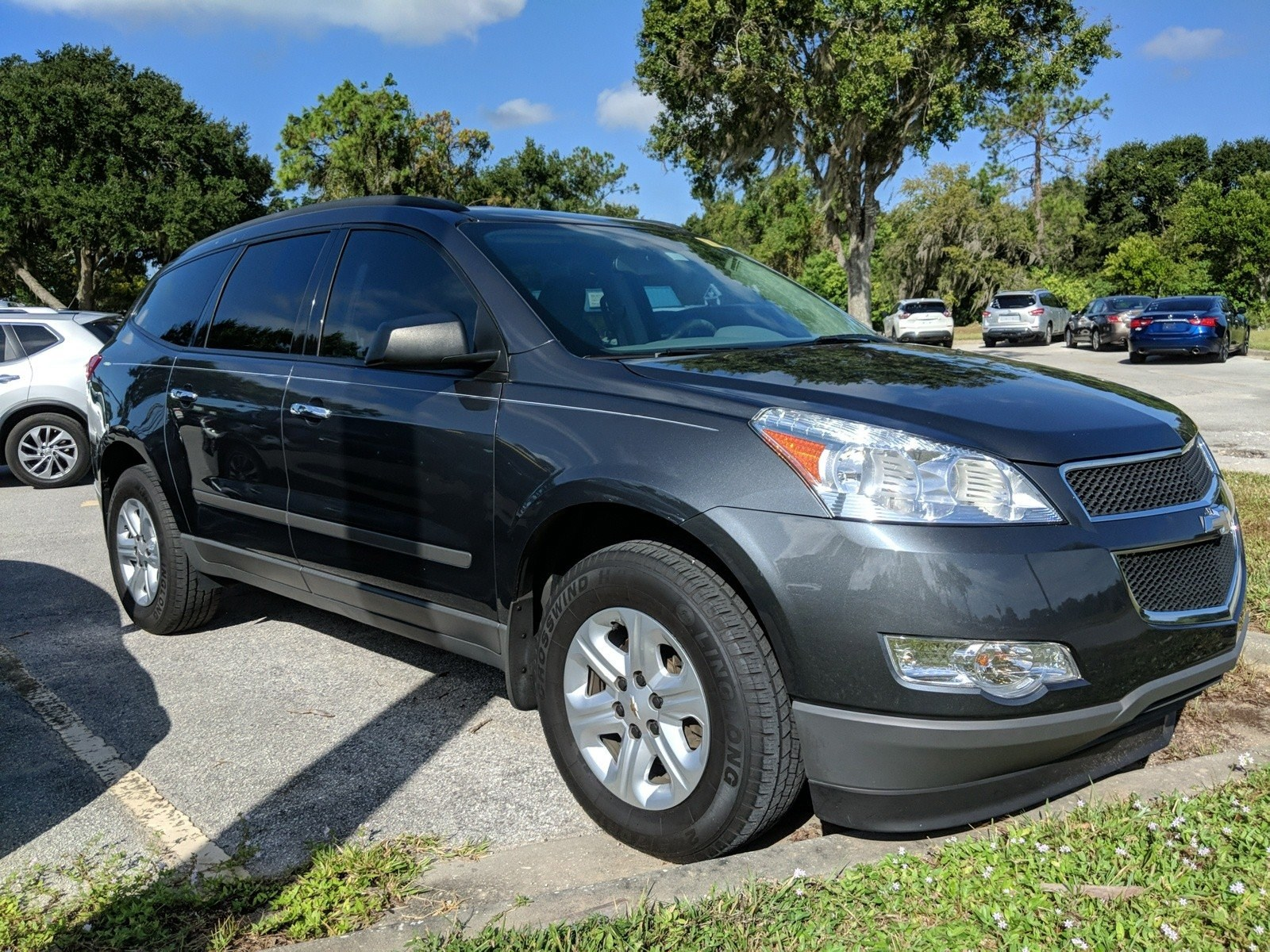 Photo Used 2012 Chevrolet Traverse LS SUV For Sale Leesburg, FL