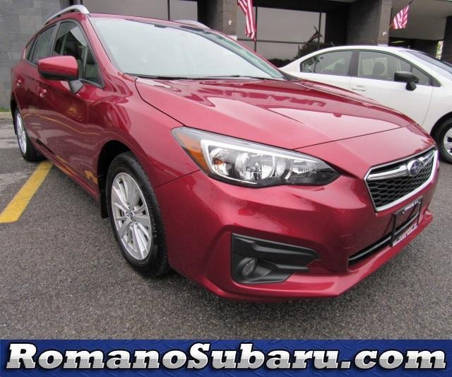 Photo 2018 Subaru Impreza 2.0i Premium in Syracuse, NY