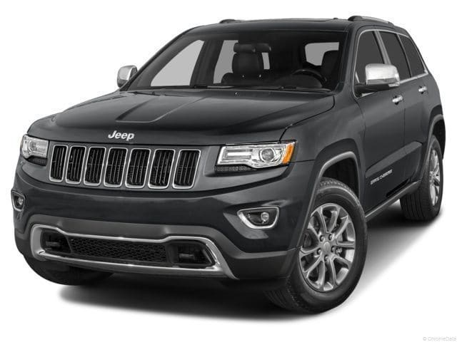 Photo 2014 Jeep Grand Cherokee 4x4 Limited SUV in Troy, OH  Near Dayton