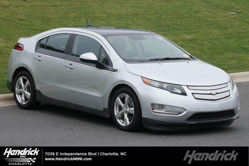 Photo 2012 Chevrolet Volt 5dr HB Hatchback in Franklin, TN