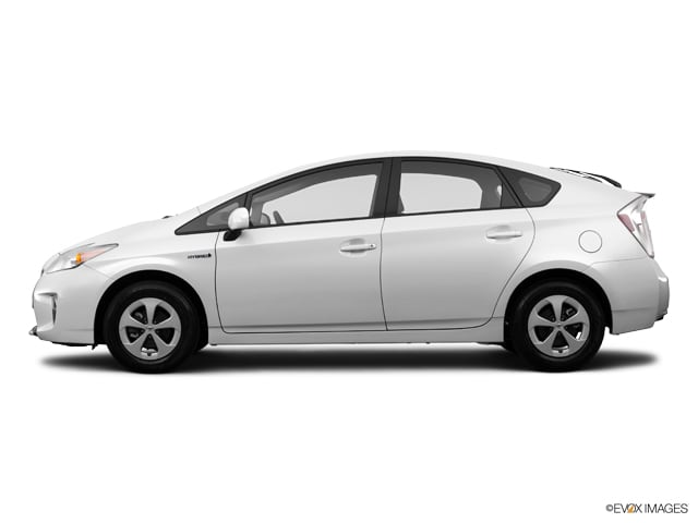 Photo Used 2014 Toyota Prius Four Hatchback Front-wheel Drive for Sale in Riverhead, NY