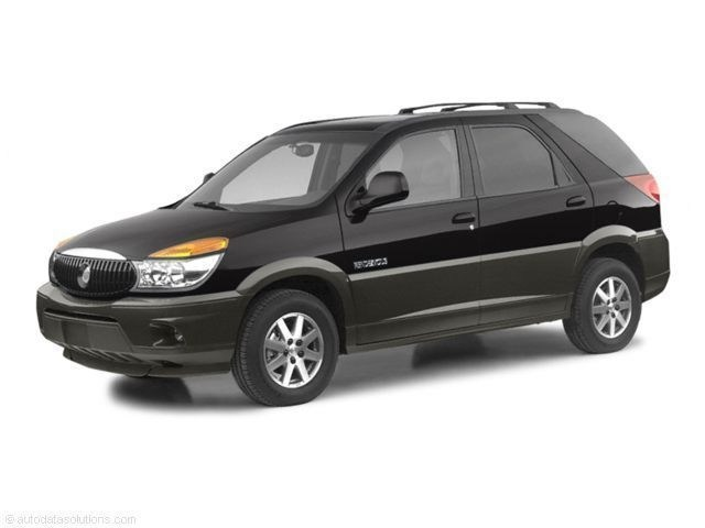 Photo Used 2003 Buick Rendezvous CXL SUV Automatic Front-wheel Drive in Chicago, IL