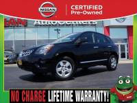 Certified Used 2014 Nissan Rogue Select S - CERTIFIED PRE OWNED For Sale
