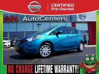 Certified Used 2014 Nissan Versa Note SV - CERTIFIED PRE OWNED For Sale