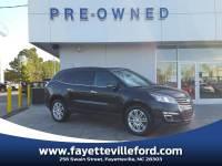 2015 Chevrolet Traverse LT SUV 6
