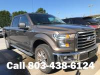 Pre-Owned 2016 Ford F-150 XLT 4D SuperCrew 4WD