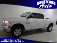 2018 Ram 2500 HEAVY DUTY SLT Truck Crew Cab in Duncansville | Serving Altoona, Ebensburg, Huntingdon, and Hollidaysburg PA