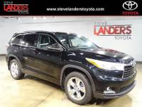 2014 Toyota Highlander Limited FWD V6 Limited Automatic
