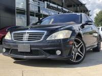 Pre-Owned 2008 Mercedes-Benz S-Class AMG® S 63