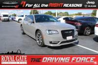 PRE-OWNED 2018 CHRYSLER 300 S WITH NAVIGATION