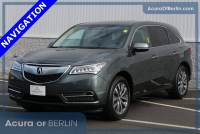 Used 2016 Acura MDX For Sale | CT