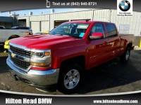 2017 Chevrolet Silverado 1500 LT * Balance of Factory Warranty * One Owner * 5.3 Truck Crew Cab 4x4